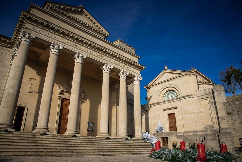 basilica de san marino