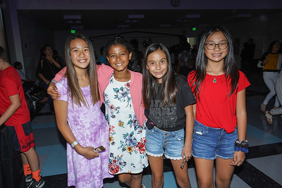 06556 Paige Teng, Athena Smith, Audrey Hail and Kasey Ly