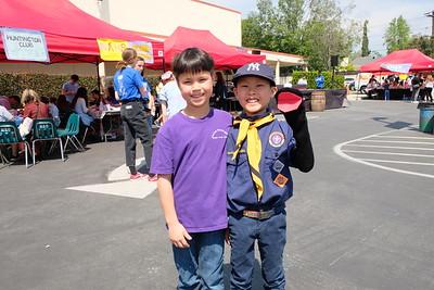 25 Carter Chou and Justin Tang