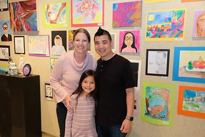 1 Lauren, Keira and Jerry Shen