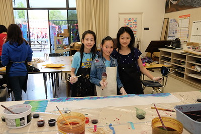 29 Adelynne Yang, Jane Kang and Kathryn Suh