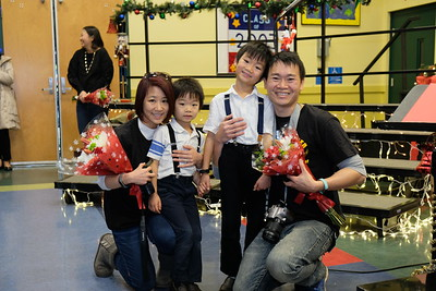 8 Suzie, Terence, Isaac and Eric Lee