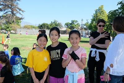 8 Sandy Zhang, Jieni Liao and Angie Li
