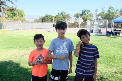 19 Lucas Lam, Matteo Roumili and Daniel Wong