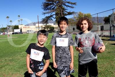 Matthew Tsang, Leo Shyr and Jeremy Karkafi