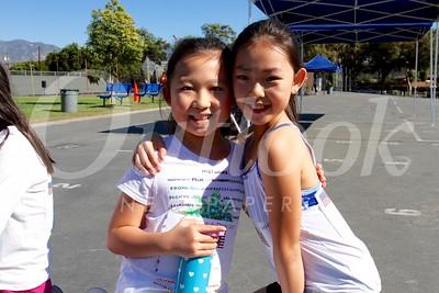 Ashley Kwok and Megan Liu