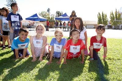Luke Badawi, Annika Greer, Norah Parker, Ryan Kim, Sophia Tran with Piper Tseng