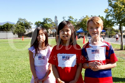 Lauren Lh, Lindsey Suh and and Luke O'Shaughnessy