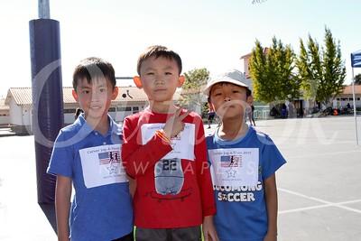 Tyler Shenkao, Marcus Chan and Keson Jin