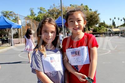 Celeste Berlujung and Melanie Lin