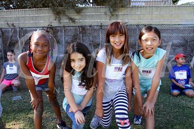 Lenisha Ramos, Isabel John, Angelinda Ventura and Katie Hoang