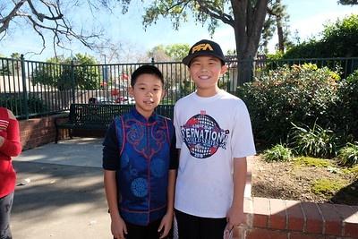 20 Kevin Hou and Jaden Lai