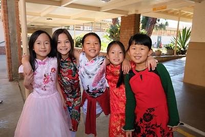 16 Evelyn Lu, Keira Shen, Chloe Lai, Stephannie Xu and Jessica Peng