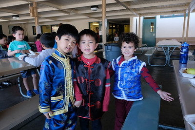 4 Kyler Tsai, Benjamin Cheung and Elon Simon
