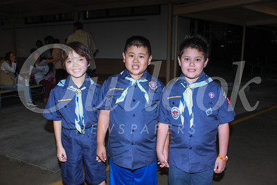 Carver Scouts Kick Off the Year
