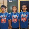 3 Matthew Jitngamplang, Sidney Tieu and Andrew Wang