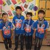 11 Victor Lu, Jonathan Zhang, Lucian Gil and Eiffel Wang