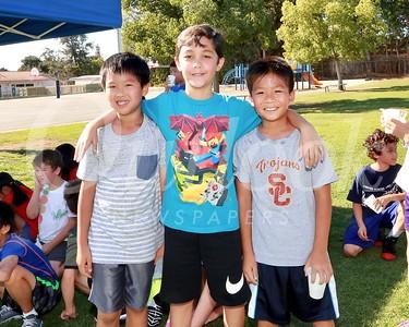 Ethan Lee, Luke Copeland and Phillip Quach