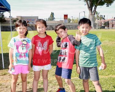 Aoman Xu, Priscilla Yan, Ari Raz and Jordan Kan