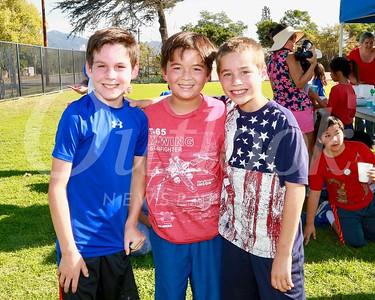 John Battaglia, Brady Beck and Thomas Keefer