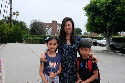 10 Sophia Tran, Jenny Ngo and Connor Tran