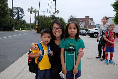 8 Benjamin, Lesley and Emily Cheung