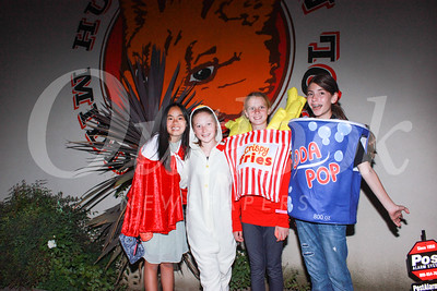 Chills and Thrills at HMS Haunted House and Dance