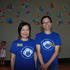 Christine Che and Joanne Cheng