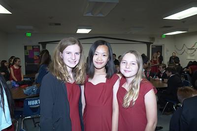 08435 Katie McGuinness, Abby Geng and Caroline Boles