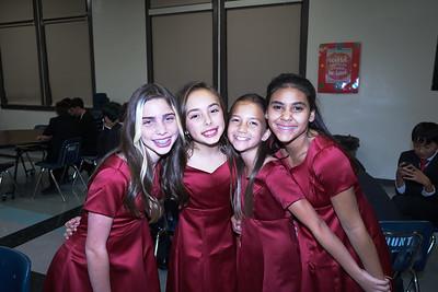 08449 Daniela Levy, Mimi Bernstein, Makenna Bear and Sasha Davila
