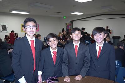 08466 Aidan Chan, Milo Monteil, Hayden Jue and Devan Chi