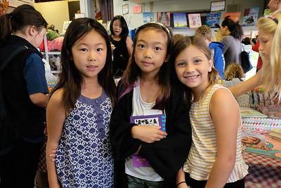 14 Lana Chang, Ava Chang and Peyton Herrera