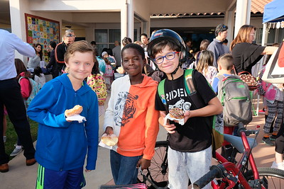 4 Nathan Schumann, Phoenix Ford and Yoav Lovinger