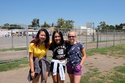 2 Tiffany Young, Calista Tan and Leah Dean