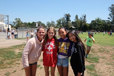 9 Kate Snaer, Lila Giardina, Maddy Tang and Bridget Duffy
