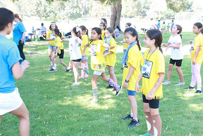 Girl Scouts 'Travel' to Savannah