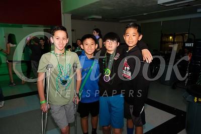 6 Nate Heller, Sebastian Hu, Rey Kao and Ryan Wang