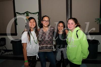 1 Olivia Hill, Sophia Armendariz, Alexa Hong and Piper Summers