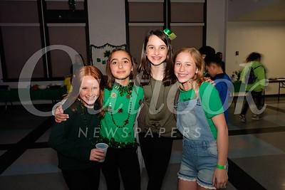 2 Aubrey Wendling, Victoria Holt, Sofia Estrada and Arabelle Burner