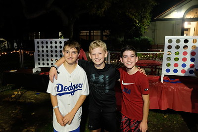 7 Max Gould, Christian Wing and Andrew Battaglia
