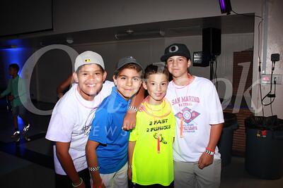 0735 Joseph Wong, Cristian Reza, Tyler Giddings and Brendon Herrera