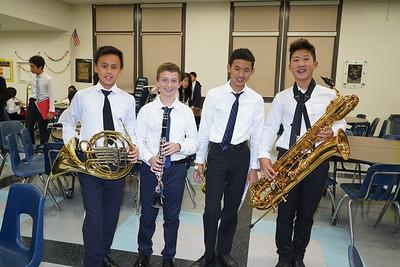 09665 Howard Chen, Noah Mukherjee, Barron Hsu and Justin Lee