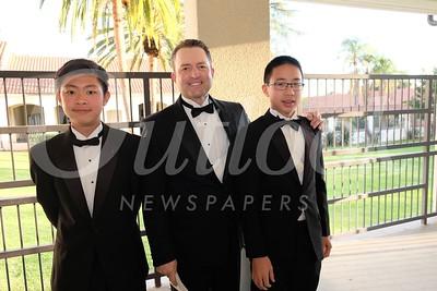 5 Leo Ke, Music Director Rob Folsom and Kevin Lan