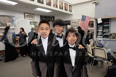 3 Ethan Lin, Rey Kao and Sebastian Liong