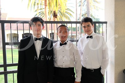16 Mark MacDermott, Victor Yao and Jacob Brassard