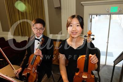 11 Evan Kuo and Gloria Yang