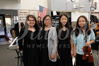 6 Madeleine Aguilar, Abi Canul, Celine Chih and Elizabeth Trinh