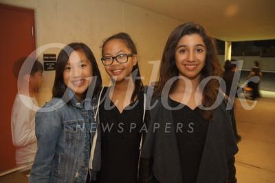 2 Haley Gono, Erica Delos Santos and Lily Asghari