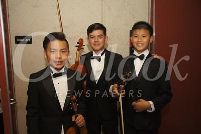 12 Ryan Lu, Shane O'Brien and Michael Wang