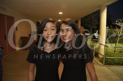1 Nora Chang and Bethany Ang